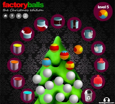 Factory Balls - The Christmas Edition