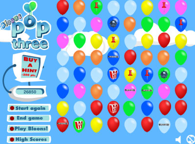 Bloons Pop 3