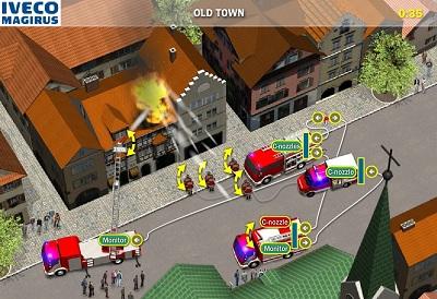 Iveco Magirus Feuerwehr
