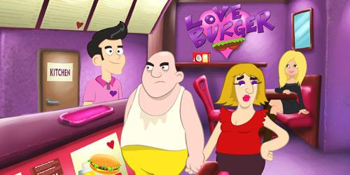 love-burger