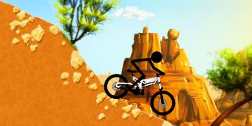 stickman-downhill